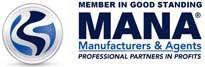 Manufacturers and Agents - MANA logo
